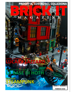 Brick.it Magazine 01