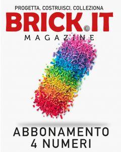 Brick.it Magazine Abbonamento